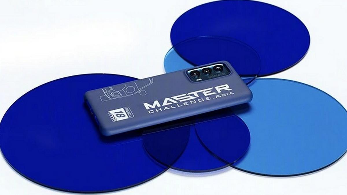 Meizu 18 x Master Challenge Edition