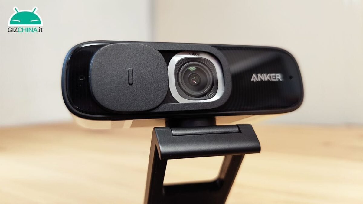 recensione anker powerconf c300 webcam full hd 1
