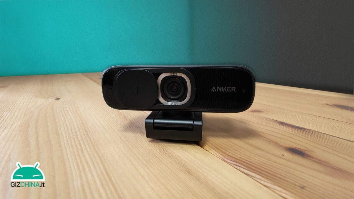 recensione anker powerconf c300 webcam full hd 2