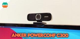 recensione anker powerconf c300 webcam full hd copertina
