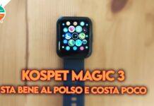 recensione kospet magic 3 copertina