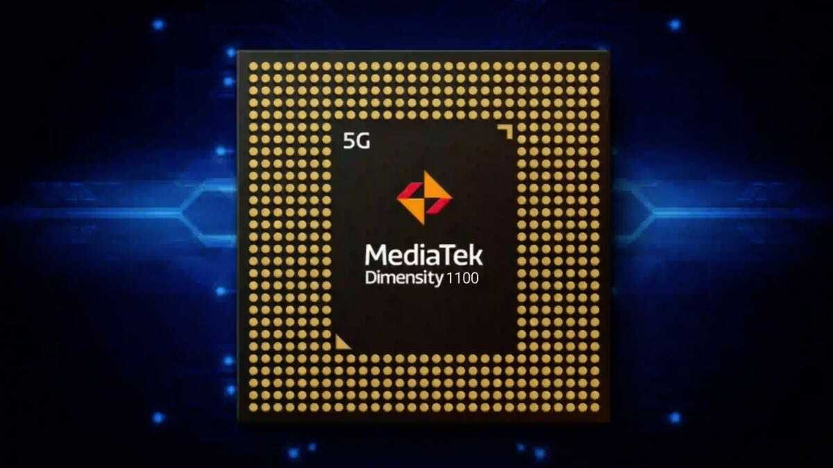 redmi dimensity 1100 hardware