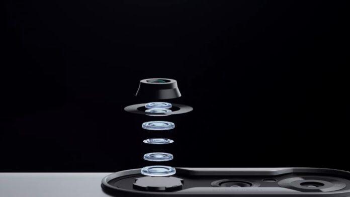 redmi k40 game edition come funziona lente ibrida fotocamera