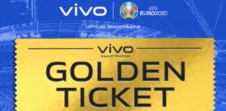 vivo x60 pro evento golden ticket euro2020 europei calcio 2021