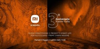 xiaomi come seguire evento 3 anni italia mi 11 ultra 11i redmi note 10s 10 5G smart band 6 tv p1