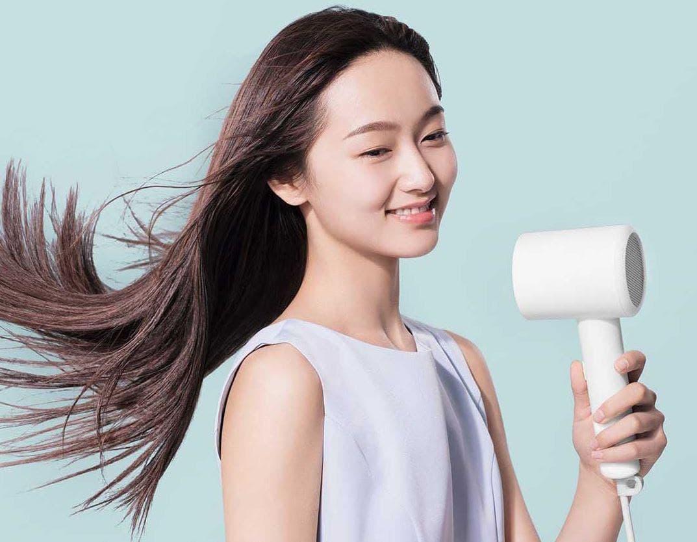 Xiaomi Mijia H300 Asciugacapelli Ioni Negativi   Banggood