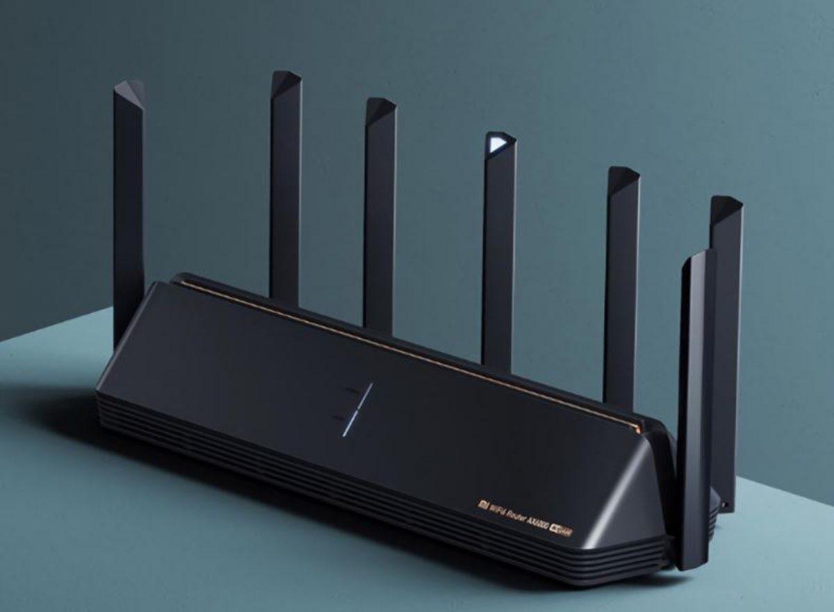 Xiaomi Router AX6000 Wi-Fi 6   Banggood