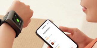 xiaomi youpin hipee smartwatch pressione sanguigna prezzo