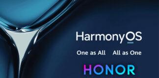 honor huawei harmonyos