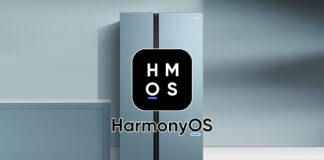 huawei harmonyos frigorifero smart