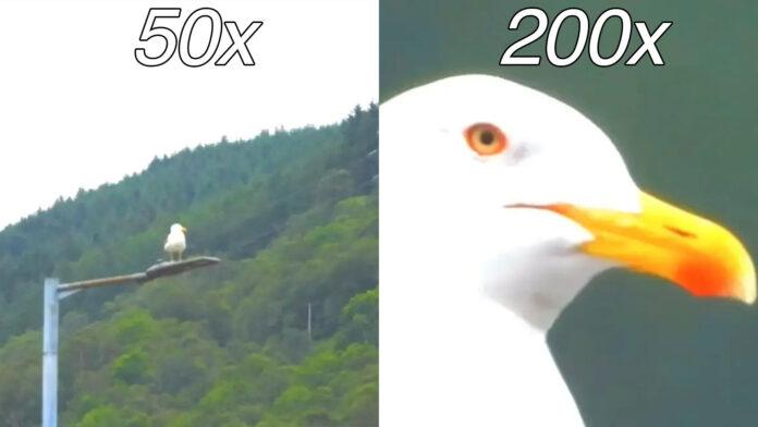 huawei p50 pro zoom 200x