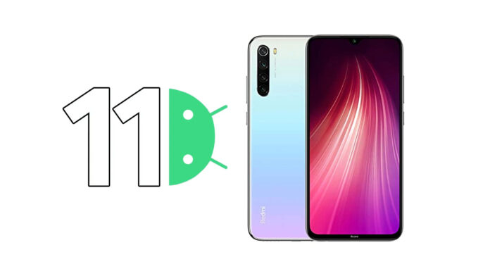 redmi note 8 android 11