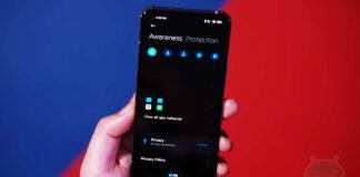 xiaomi miui 12.5 app sicurezza dashboard privacy