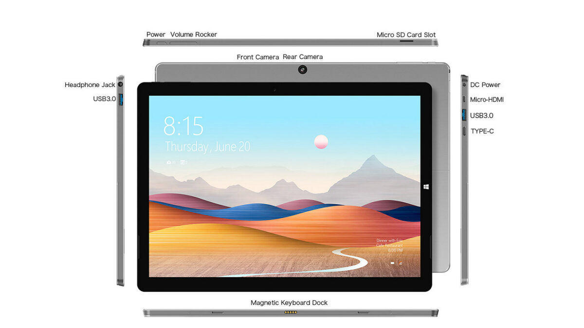 Codice sconto PC tablet Teclast X6 Plus