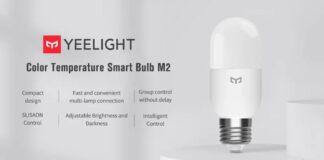 codice sconto yeelight smart bulb m2 offerta coupon lampadina intelligente