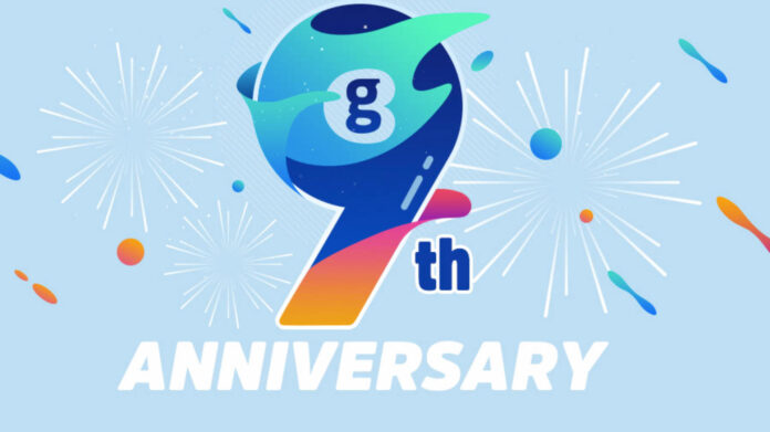 compleanno geekbuying 9 anni offerte codici sconto coupon 2
