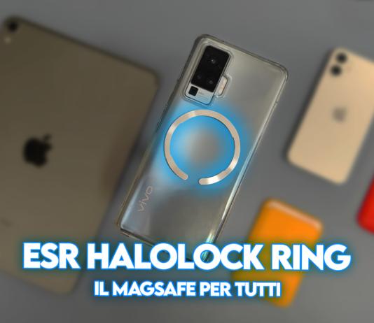 halolock ring magsafe android