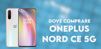 dove comprare oneplus nord ce 5g