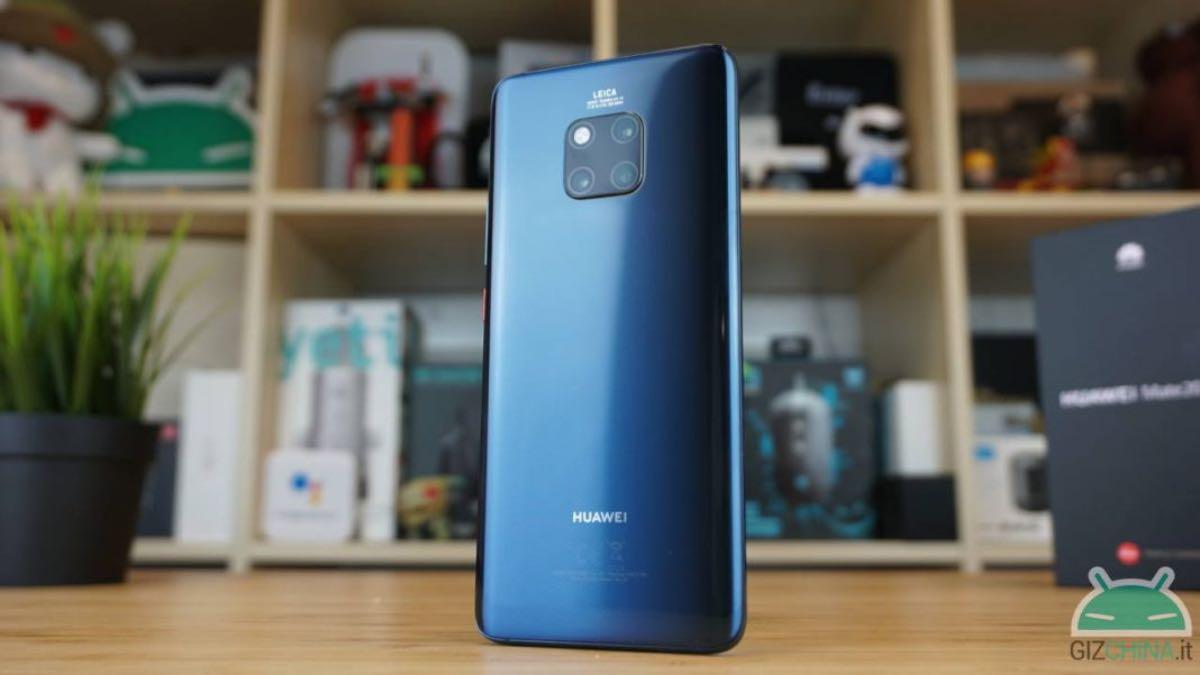 huawei harmonyos successo smartphone usati
