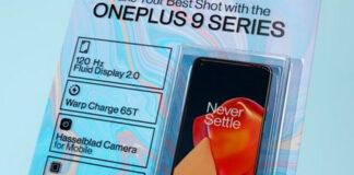oneplus 9 pro confezione