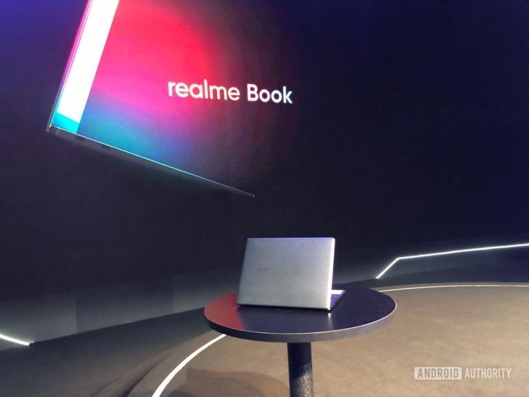 realme book notebook