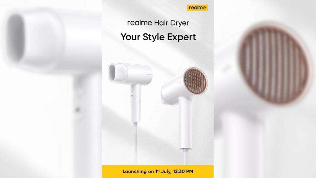 Realme Hair Dryer