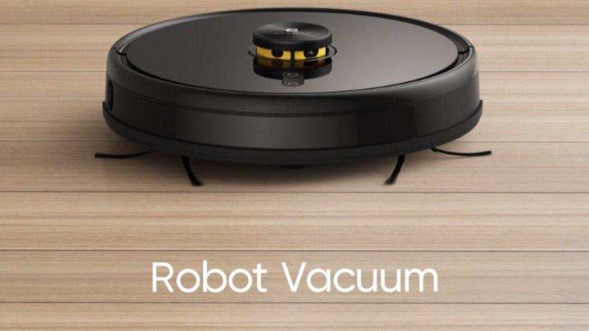 realme robot vacuum aspirapolvere specifiche prezzo uscita