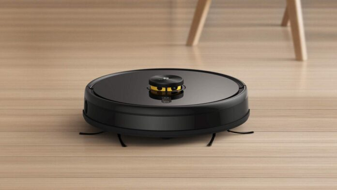 realme robot vacuum