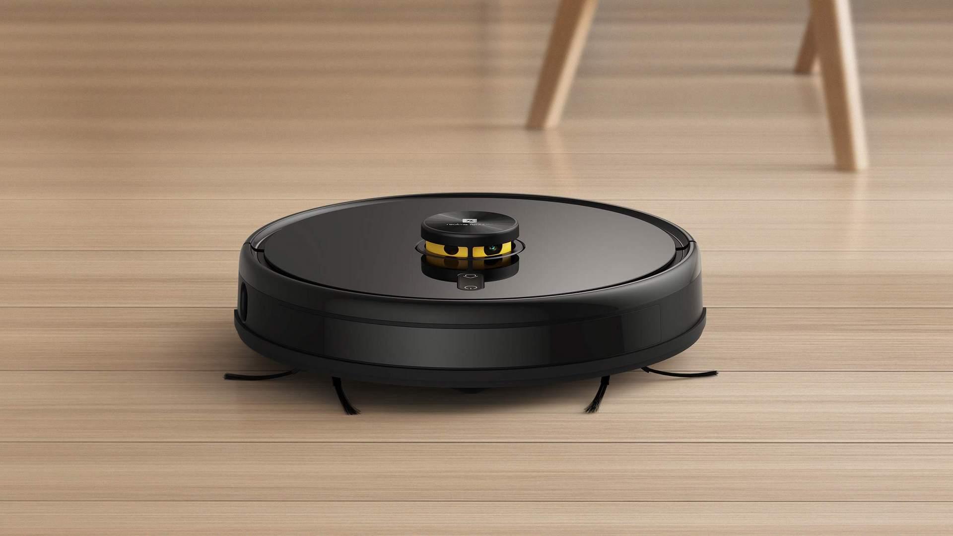Realme TechLife Robot Vacuum Cleaner – AliExpress