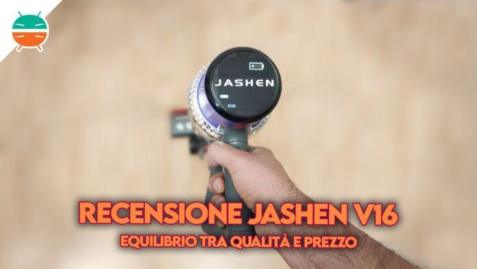 recensione jashen v16 copertina