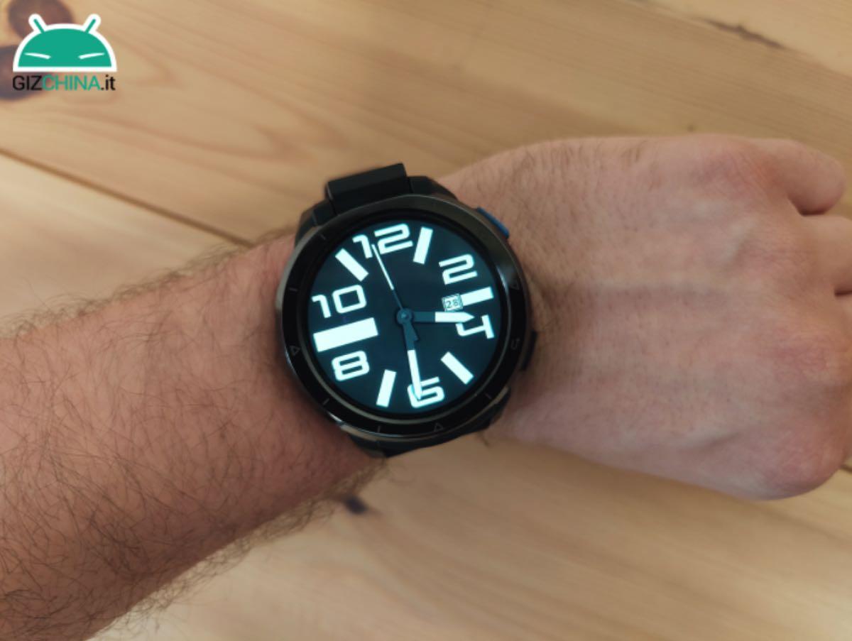 recensione kospet optimus 2 telefono smartwatch 2