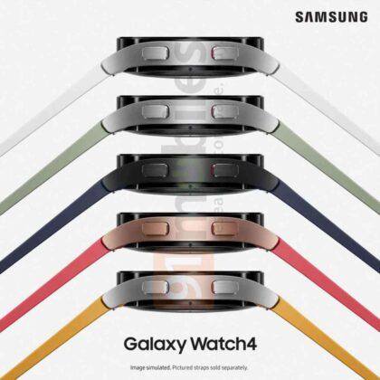 samsung galaxy watch 4 design 26/6-2