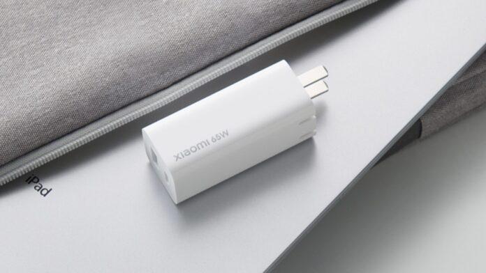 xiaomi mi gan charger 65w 1a1c caricabatterie doppia porta prezzo