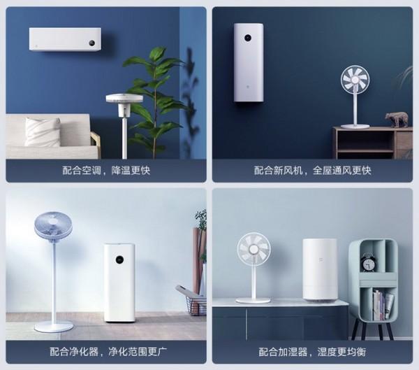Xiaomi Mijia DC Fan E