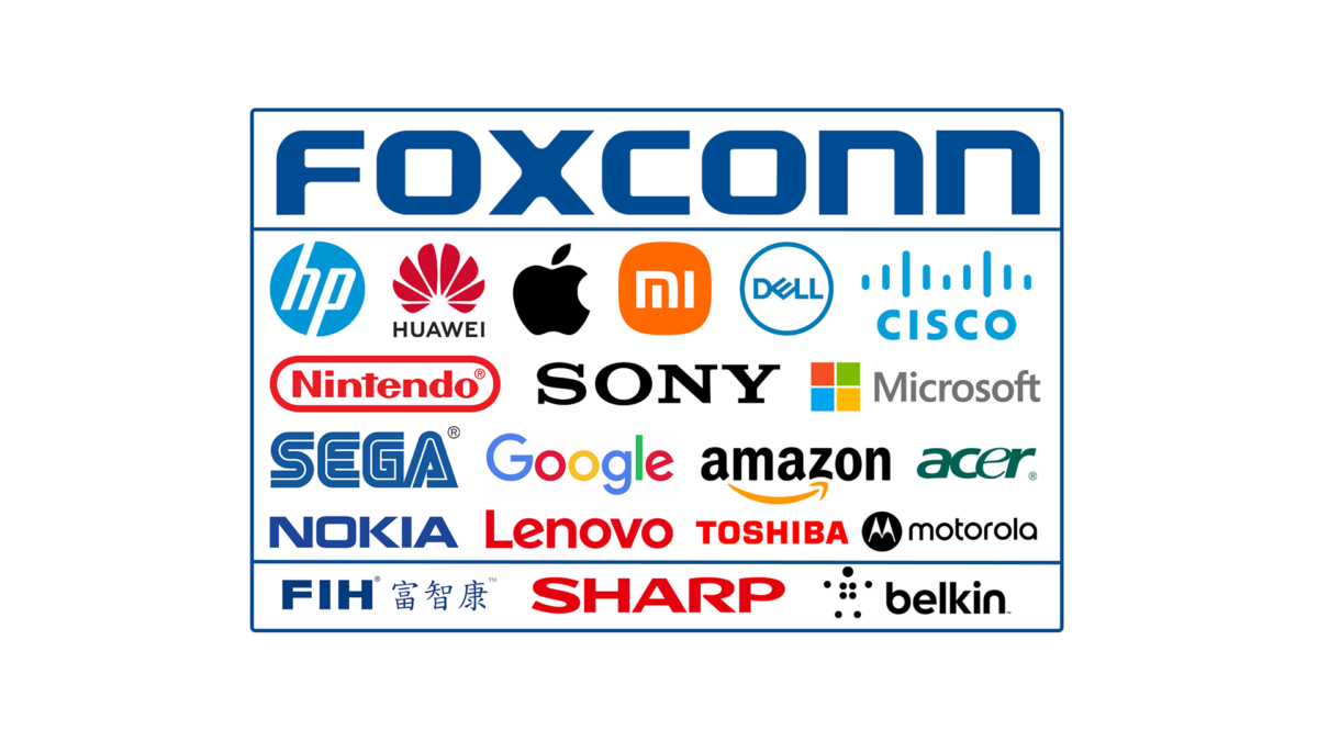 foxconn partner