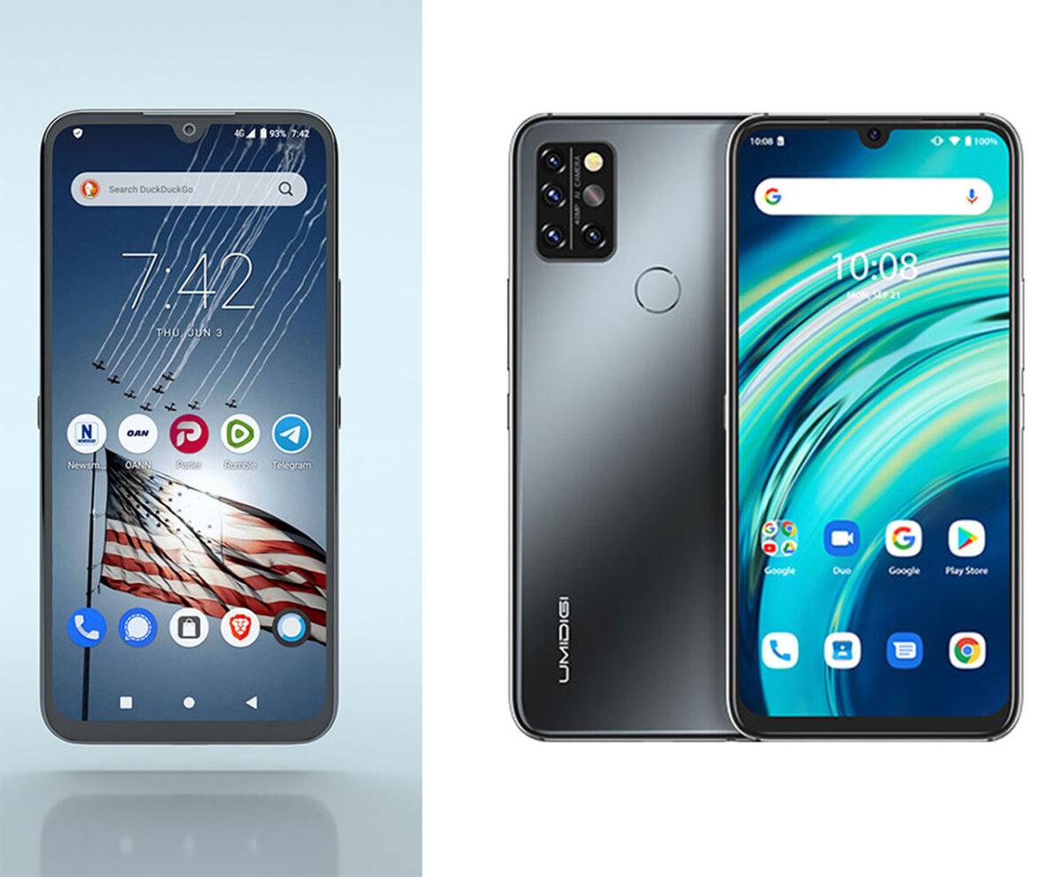 freedom phone umidigi a9 pro