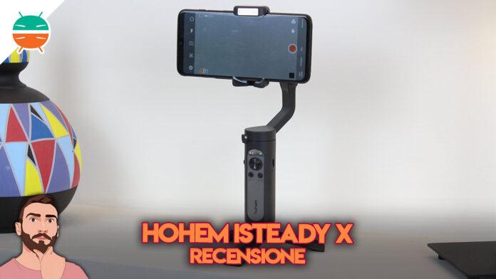 Hohem iSteady X