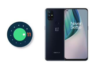 oneplus nord n10 android 11