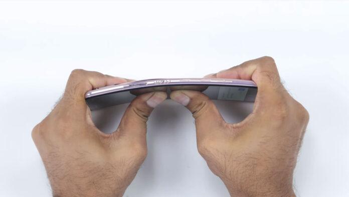 Prueba de resistencia Xiaomi Mi 11 Lite
