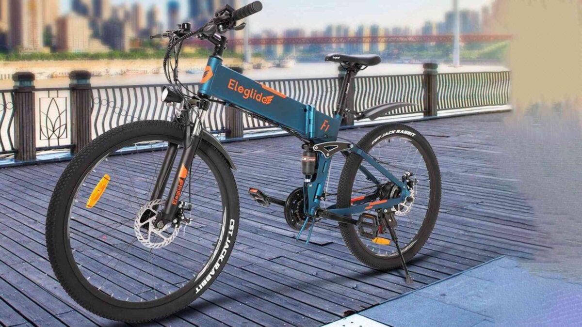 codice sconto eleglide f1 offerta coupon mountain bike elettrica