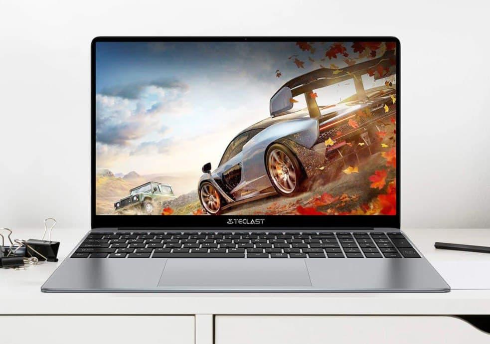 Teclast F15 Plus – 15.6″ – N4120 – 8/256 GB SSD | Banggood