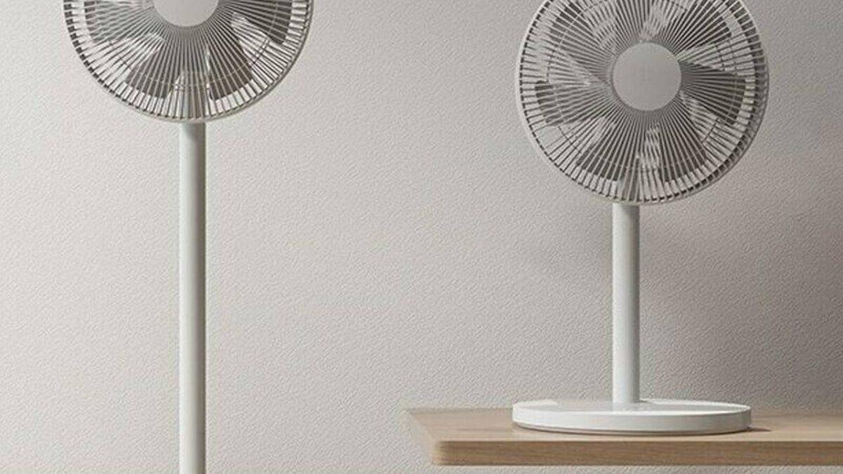 Codice sconto Xiaomi Mi Smart Standing Fan 2 Lite