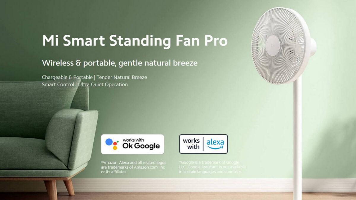 codice sconto xiaomi mi smart standing fan pro offerte coupon ventilatore