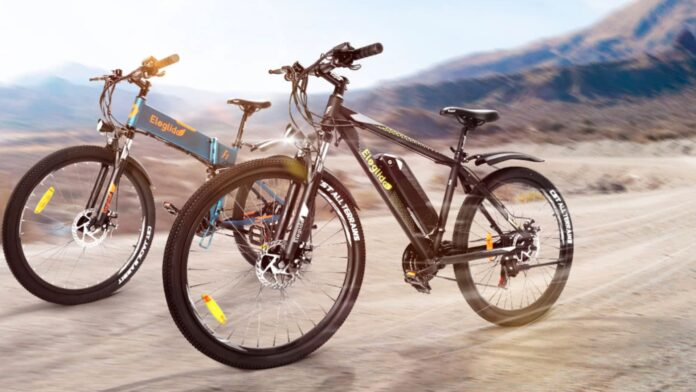 eleglide brand event codice sconto offerta mountain bike elettrica
