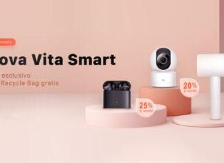 goboo offerta codice sconto xiaomi mi true wireless 2 pro asciugacapelli videocamera