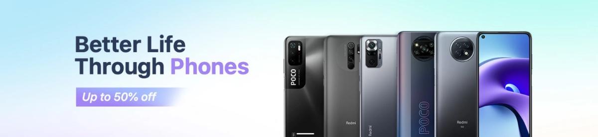 goboo offerta xiaomi mi band 6 tv stick accessori smartphone 4