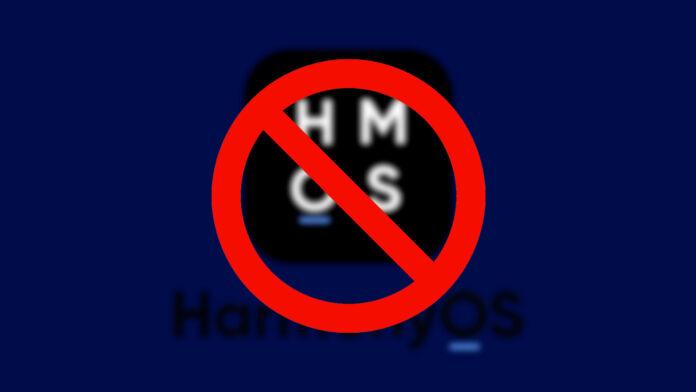 huawei harmonyos rifiuto altri brand cinesi smartphone