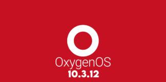 oneplus 6 6t oxygenos 10.3.12