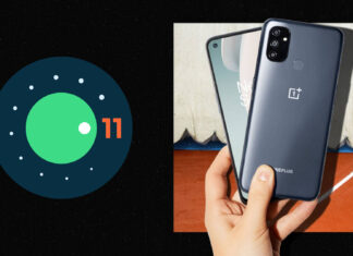 oneplus nord n100 android 11