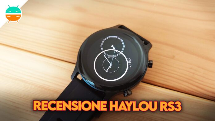 recensione haylou rs3 copertina